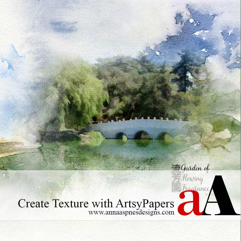Tutorial   Add Texture with ArtsyPapers