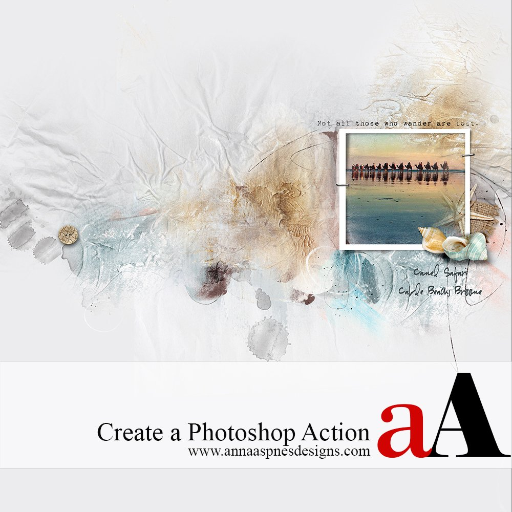 Tutorial | Create a Photoshop Action