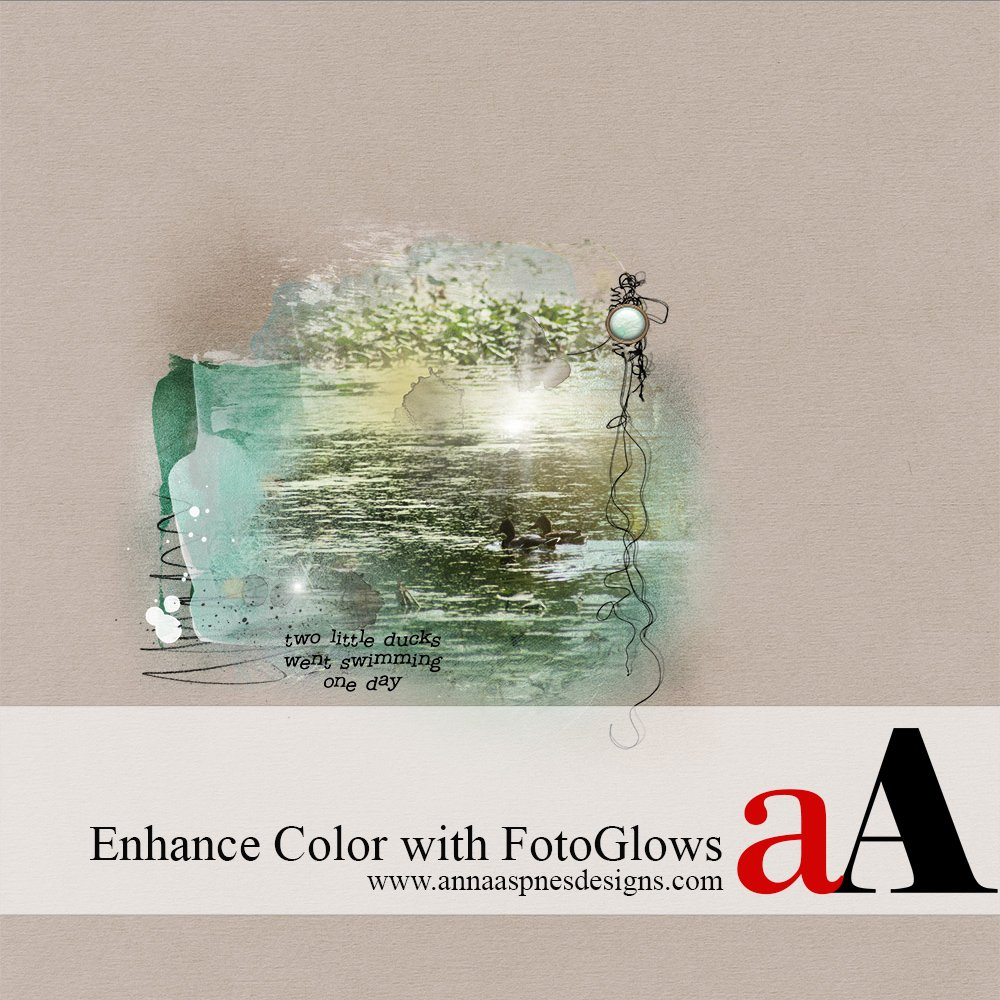 Enhance Color with FotoGlows Tutorial