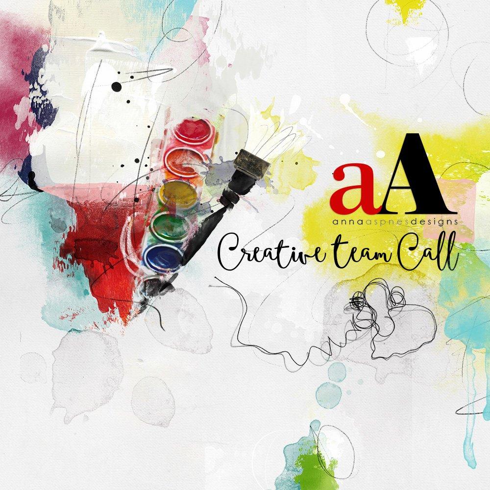 aA Creative Team Call
