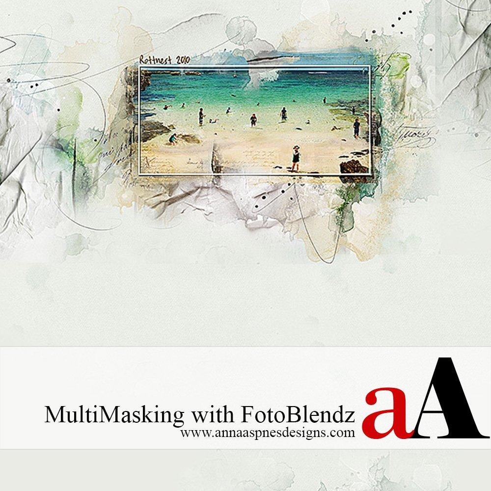 Video | MultiMasking with FotoBlendz