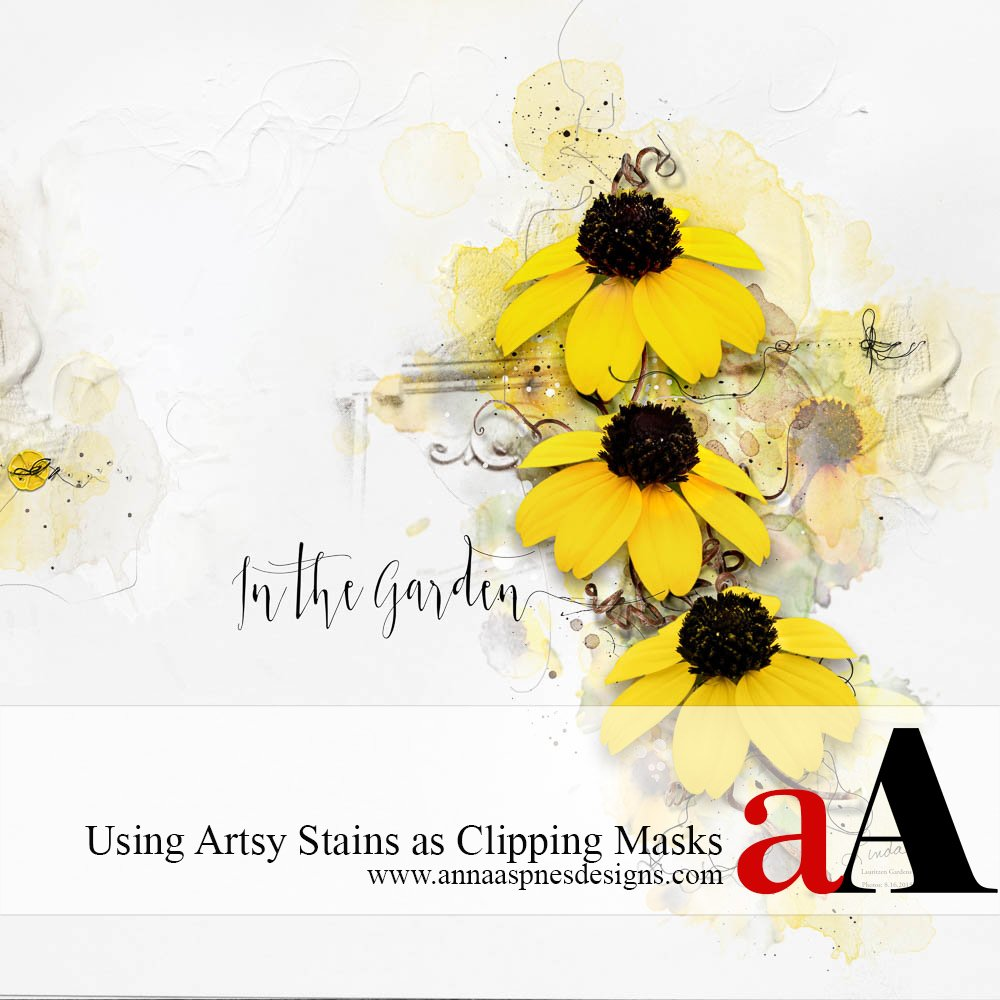 Video | Using Artsy Stains as Clipping Masks