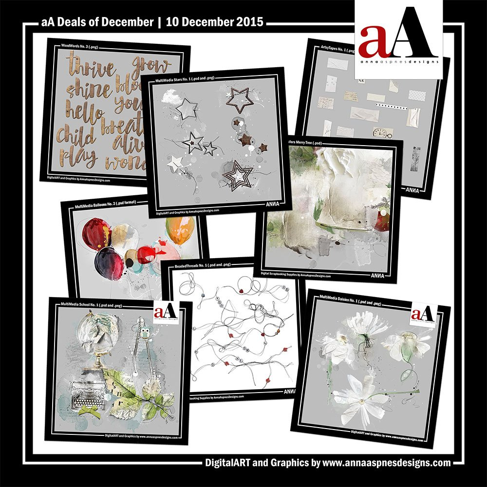 aA Deal of December   Day 10