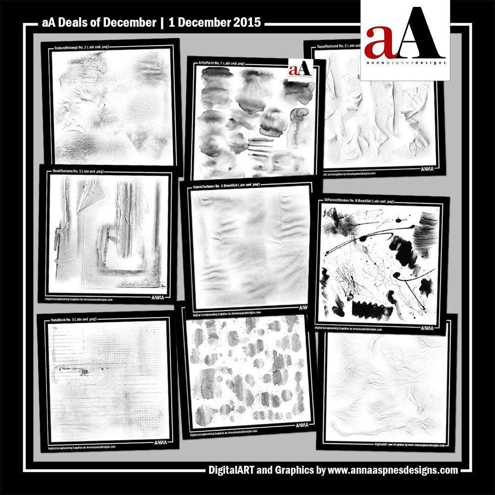 aA Deals of December + Day 1