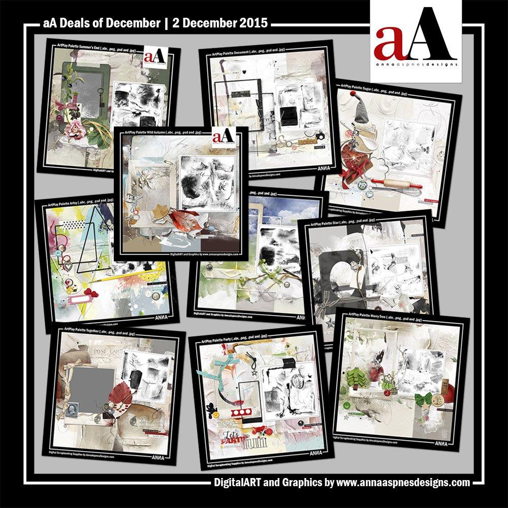 aA Deals of December Day 2