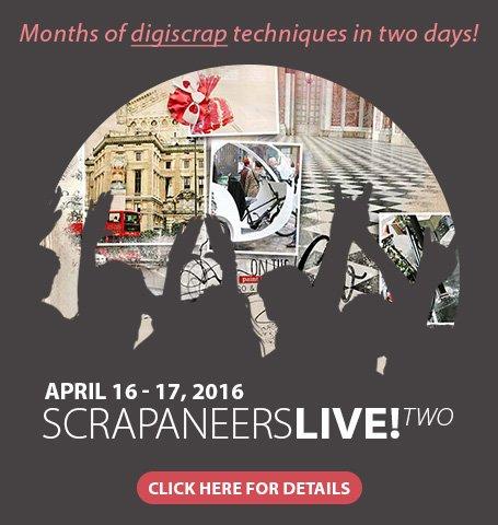 The Digital Scrapbooking Event
