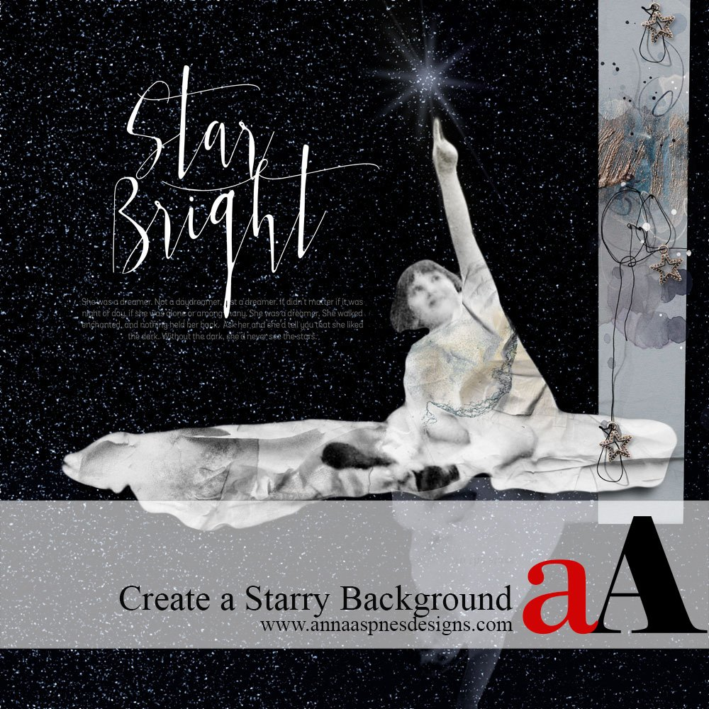 Tutorial | Create a Starry Background