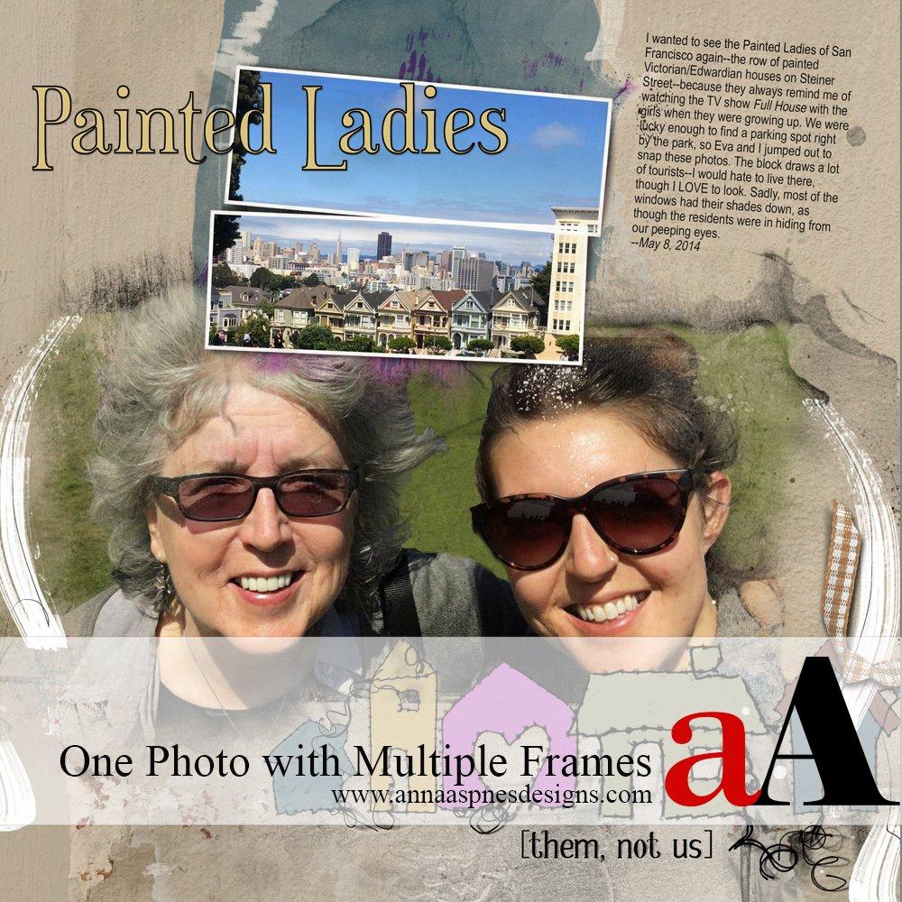 Multi-Framed Photo Tutorial