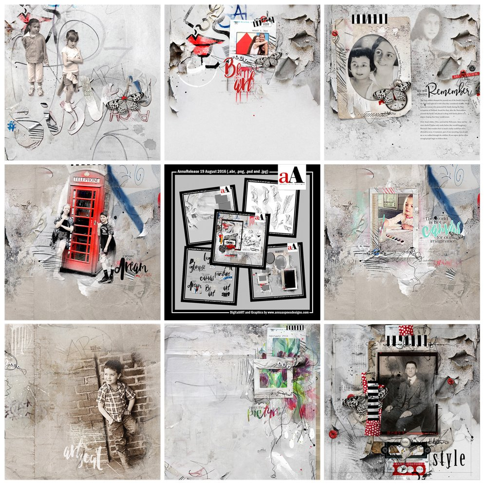 Digital Designs Inspiration Cosmopolis