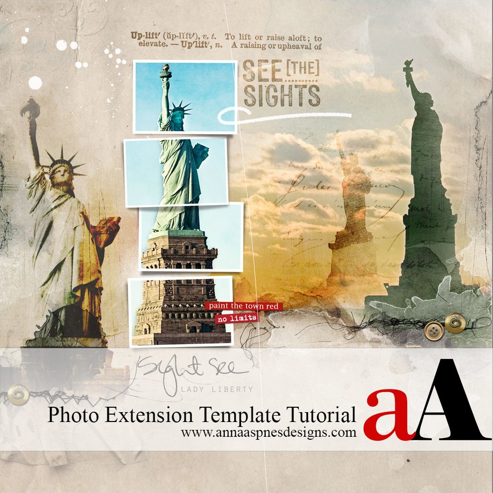 Photo Extension Template Tutorial