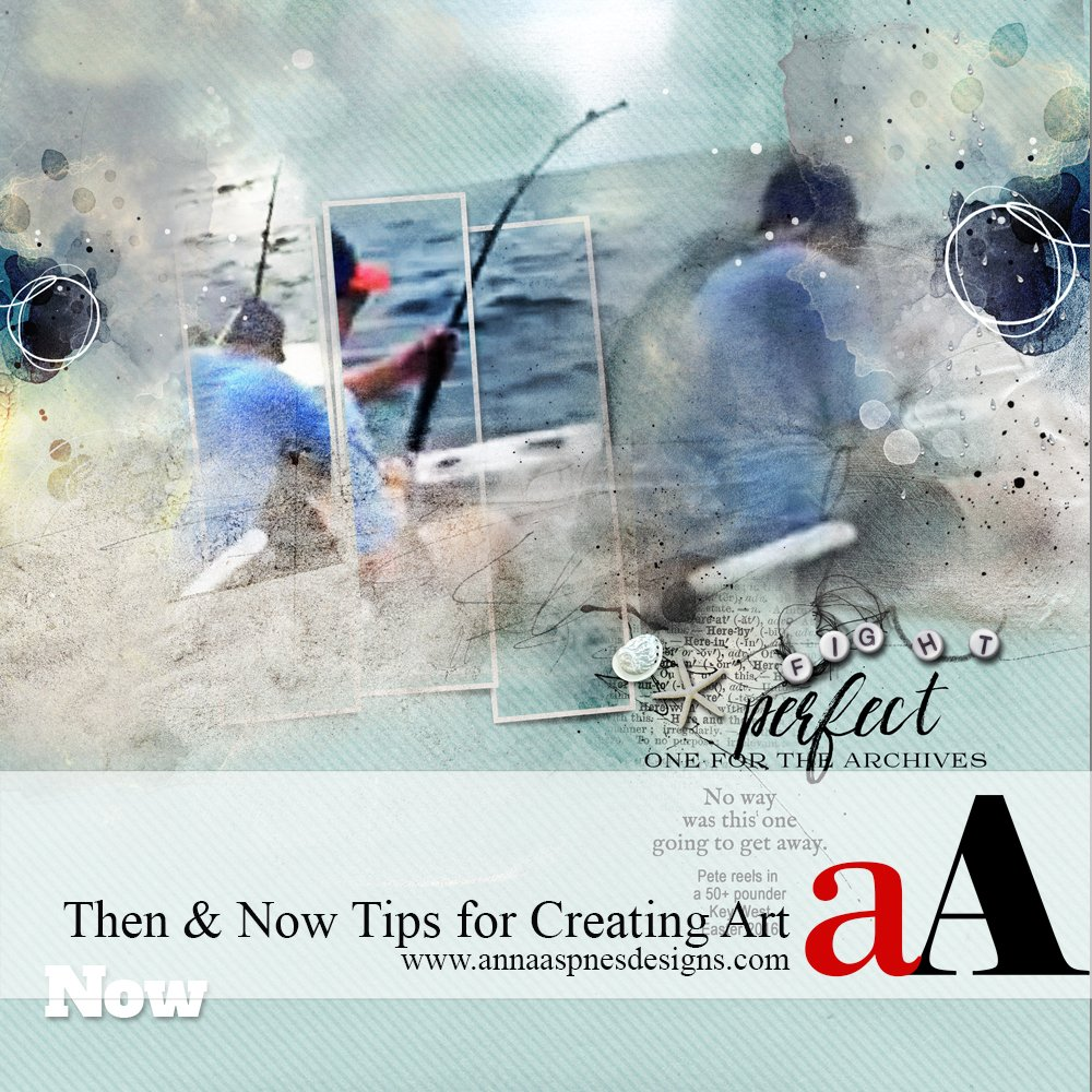 Creating ART Then and Now