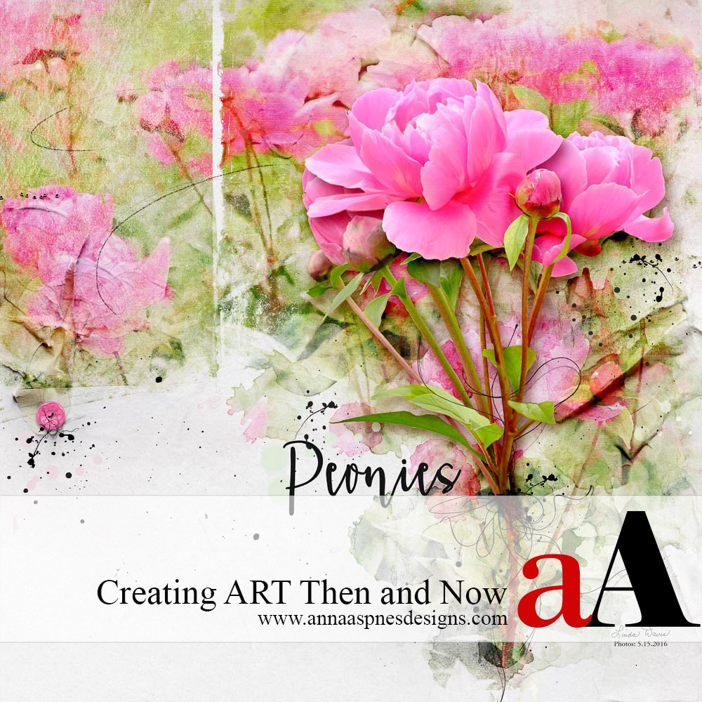 Then and Now Tips for Creating ART