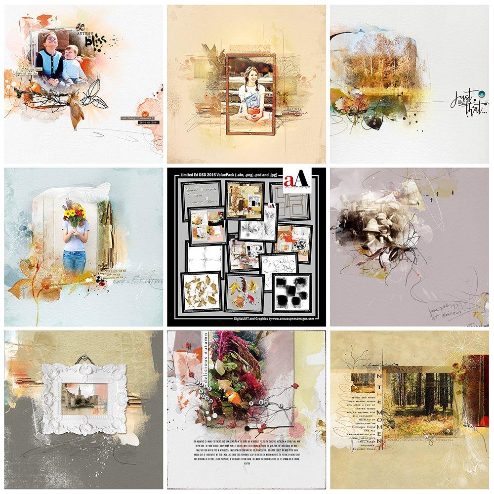 Digital Designs Inspiration DSD ValuePack