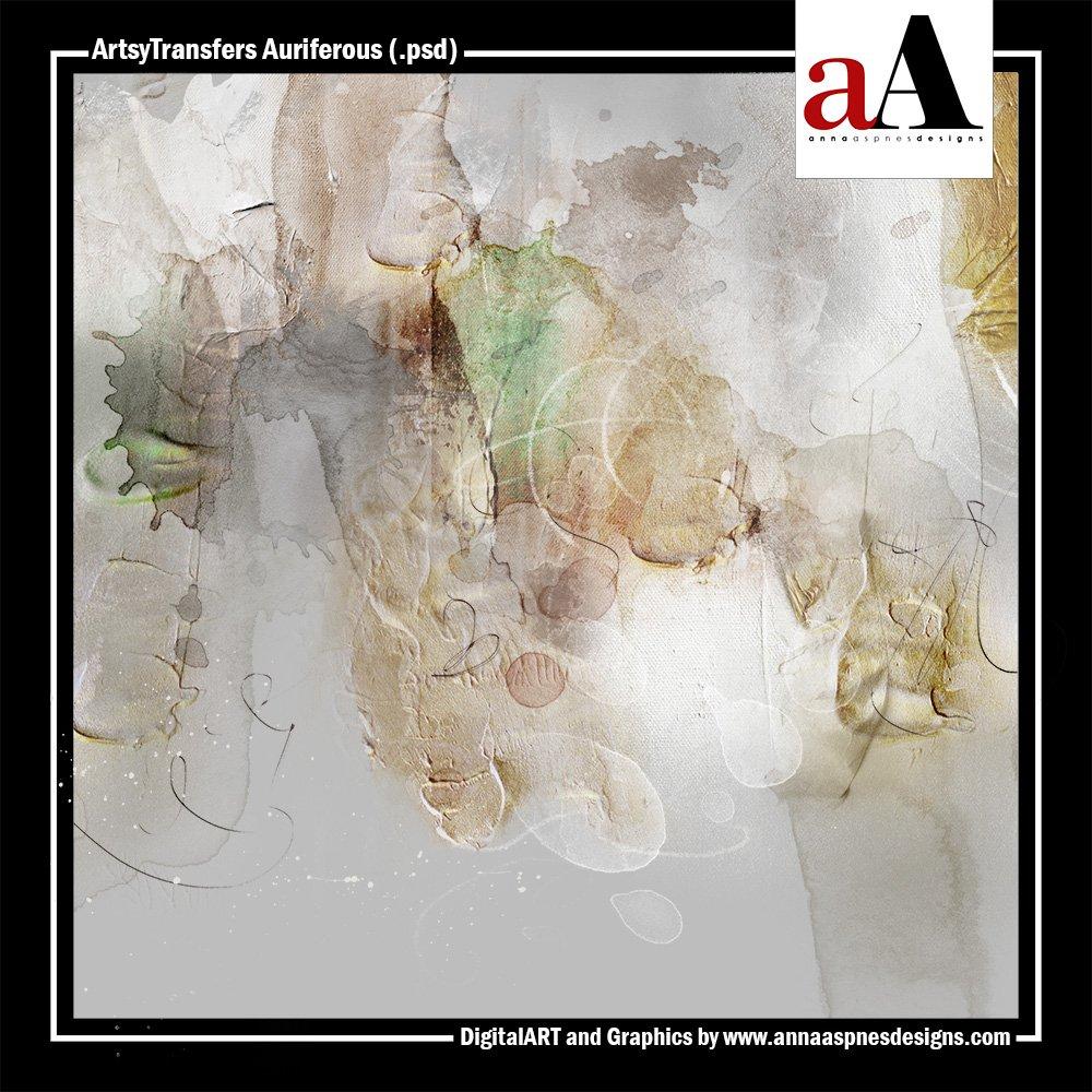 New ArtsyTransfers Auriferous