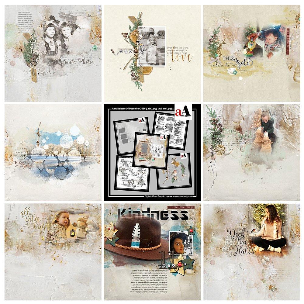 Digital Designs Inspiration Auriferous