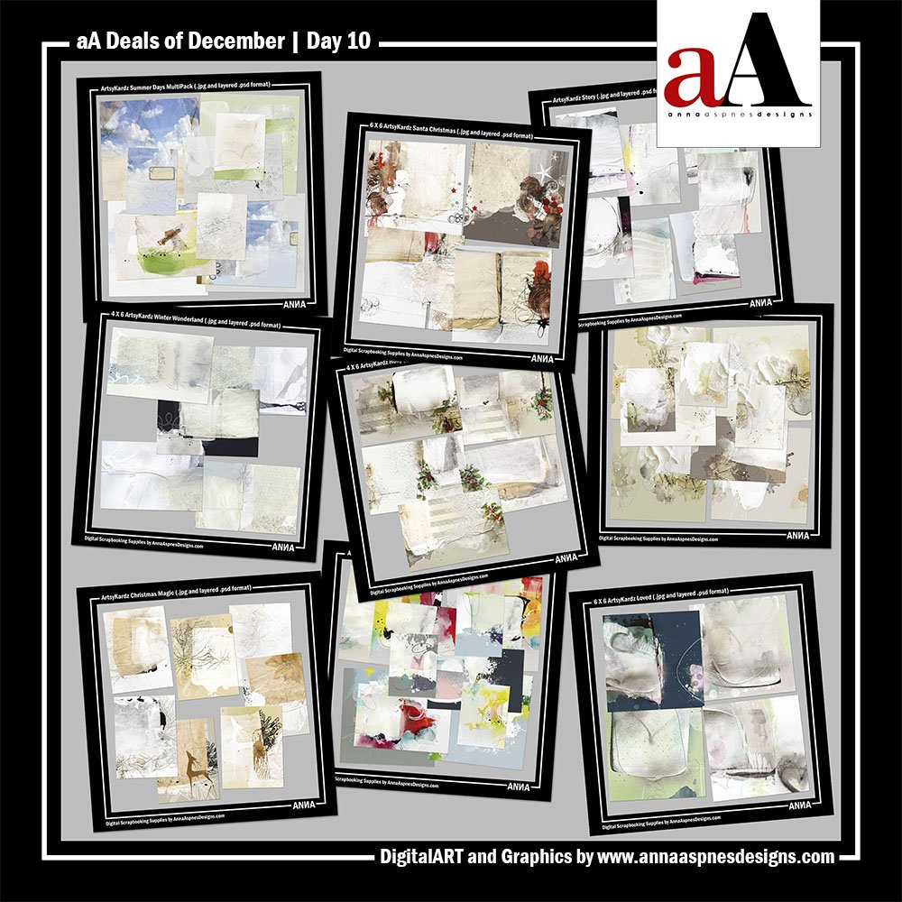 aA Deals of December 2016 Day 10