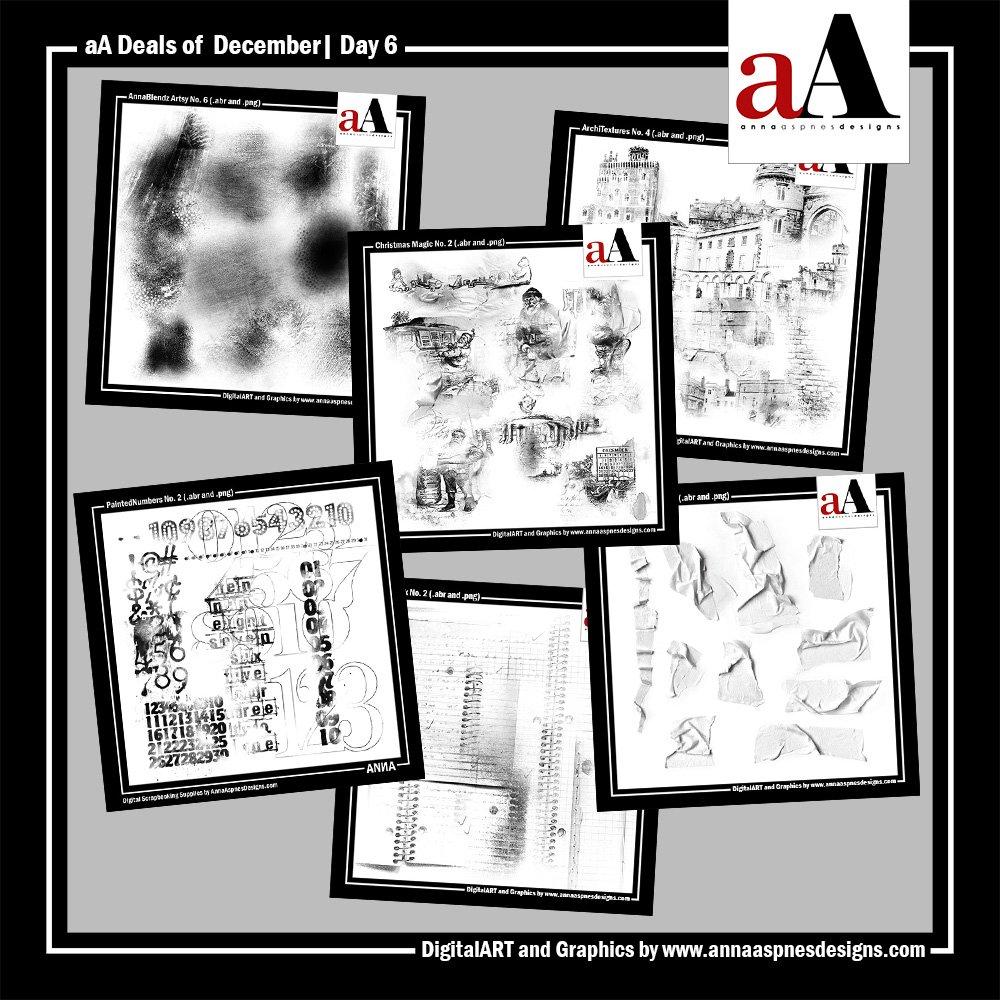 aA Deals of December 2016 Day 6