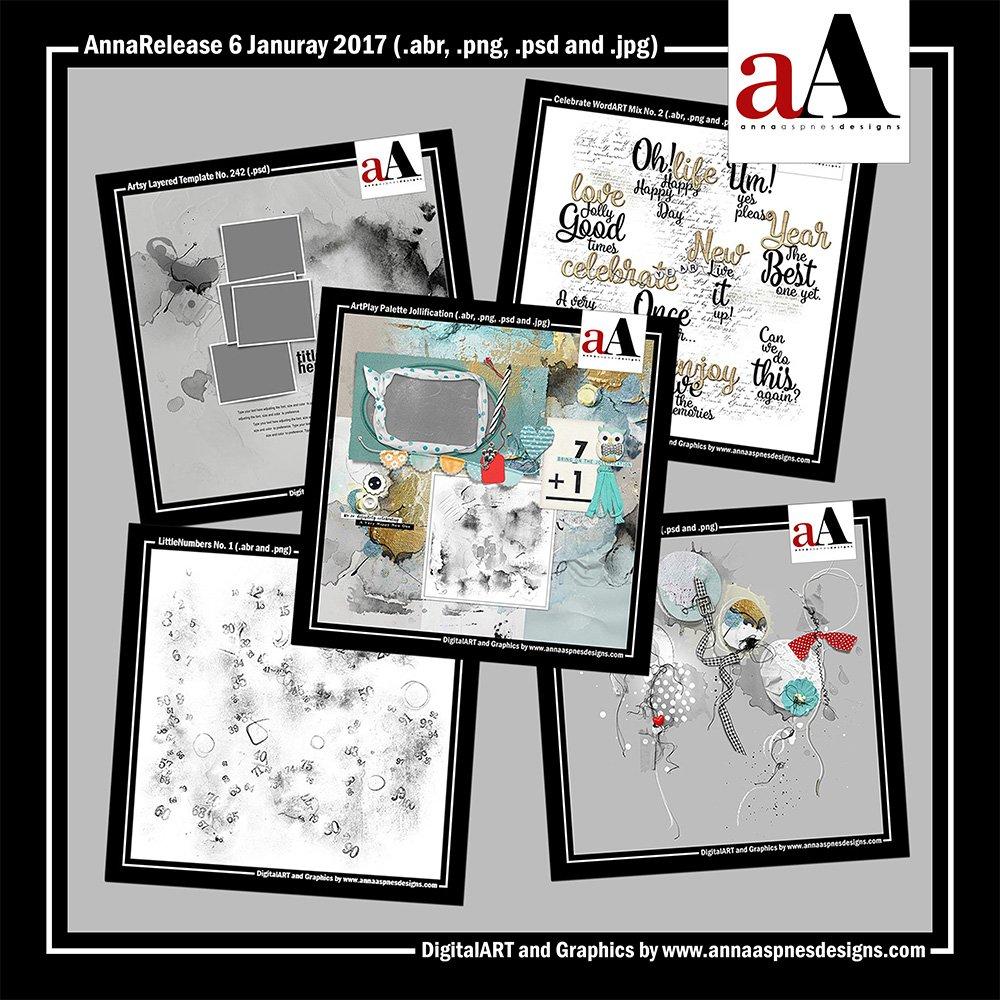 New Artsy Digital Designs Jollification