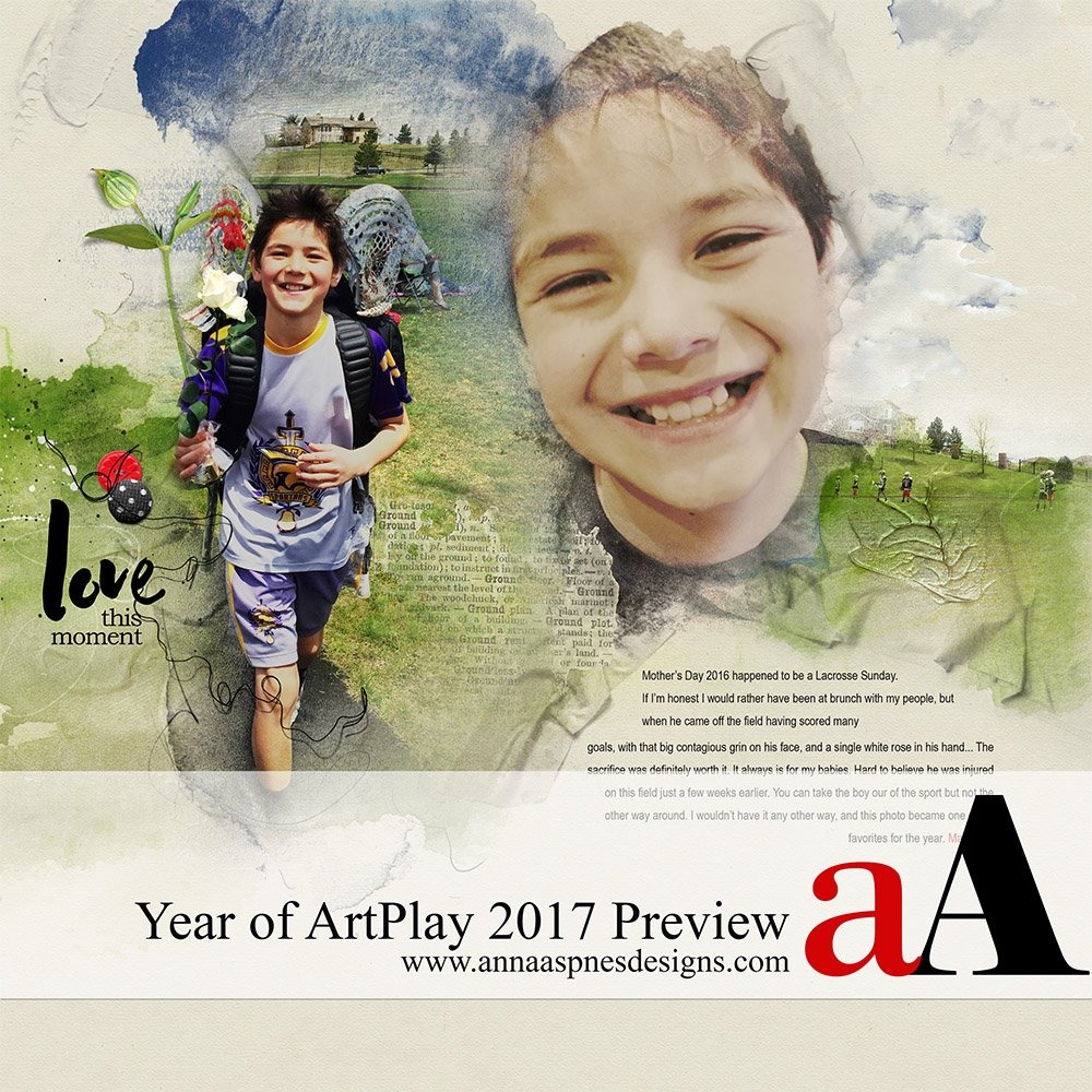 Year of ArtPlay 2017 Preview