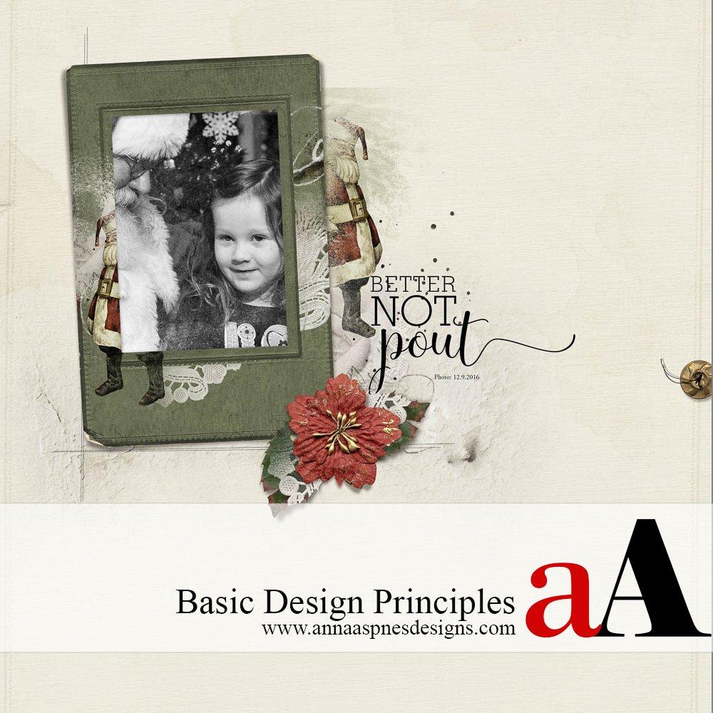 Basic Design Principles Tutorial