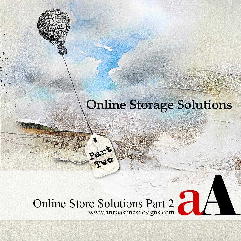 Online Storage Solutions Part 2