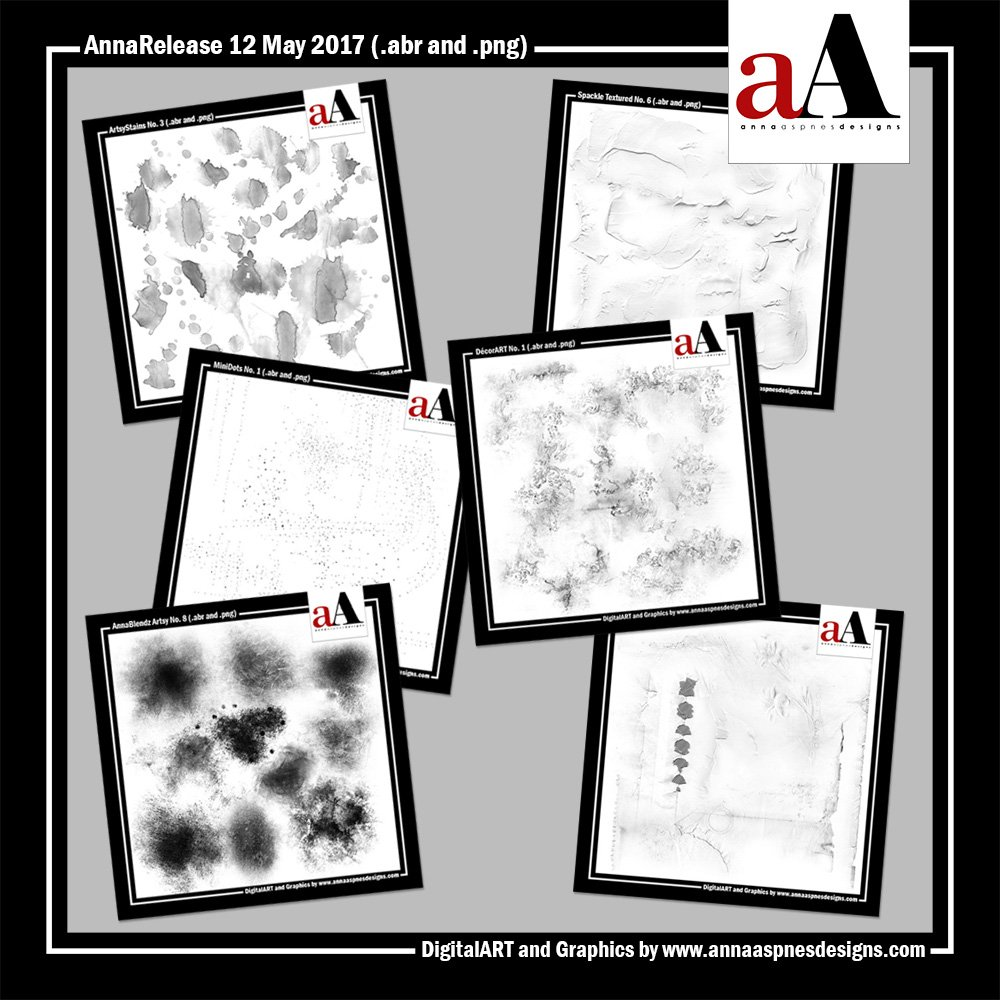 New Artsy Digital Designs AnnaRelease 05-12