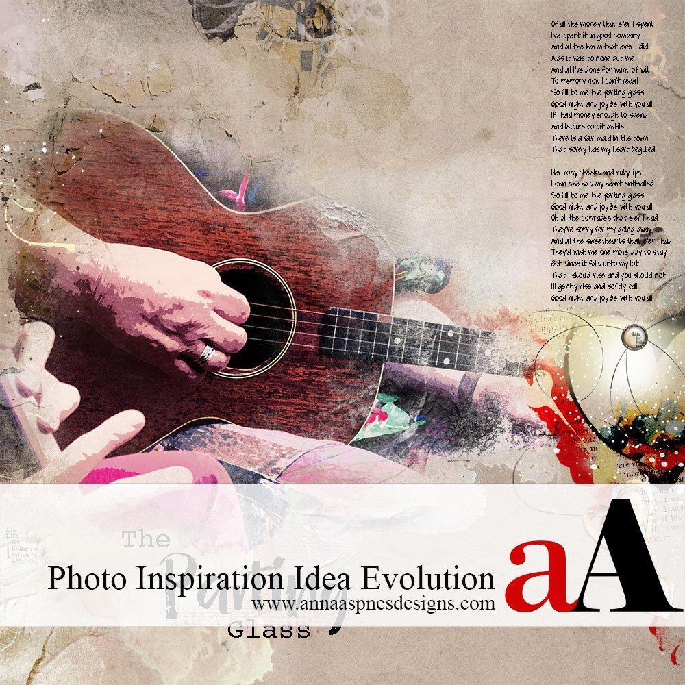 Photo Inspiration Idea Evolution