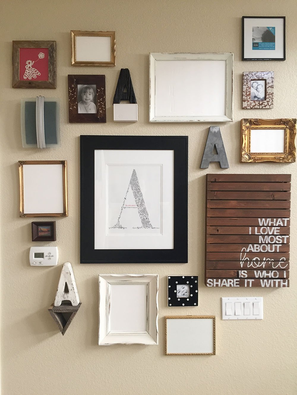 Best Way to Create a Gallery Wall