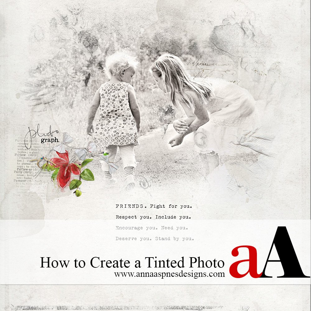 How to Create a Tinted Photo