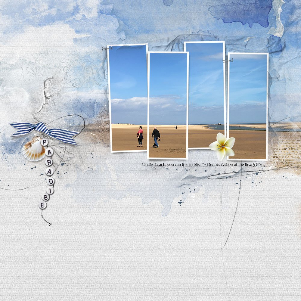 Digital Designs Inspiration Paraiso
