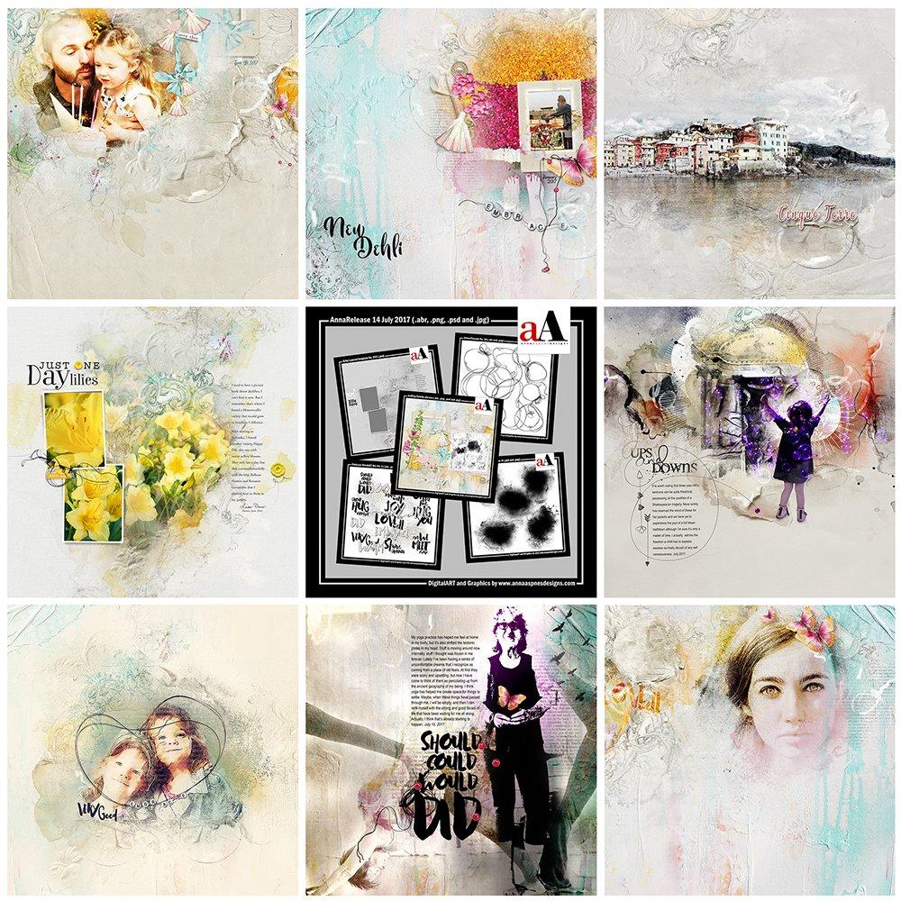 Digital Designs Inspiration Abrazo