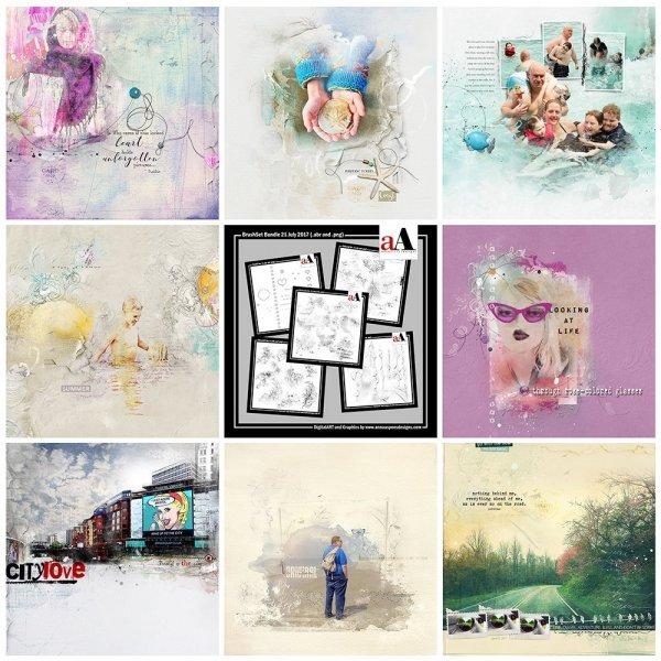Digital Designs Inspiration BrushSet Bundle 07-21