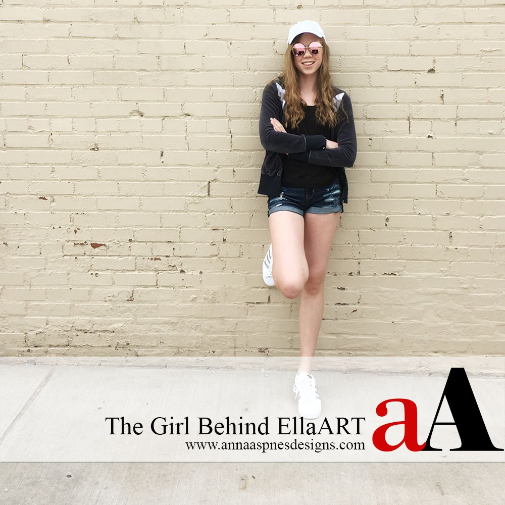 Meet The Girl Behind EllaART