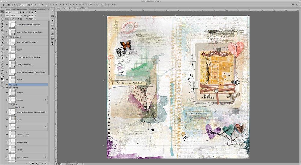 Digital Art Journal
