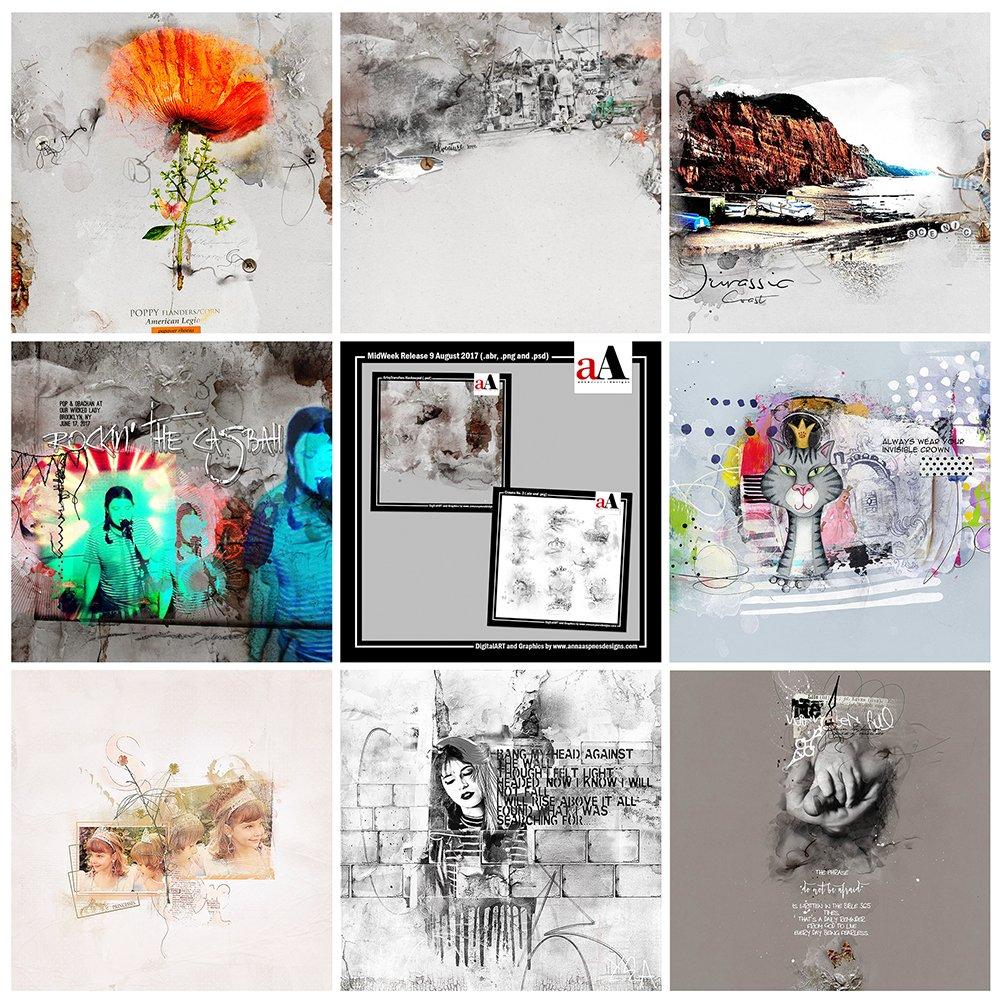 Digital Designs Inspiration 08-14