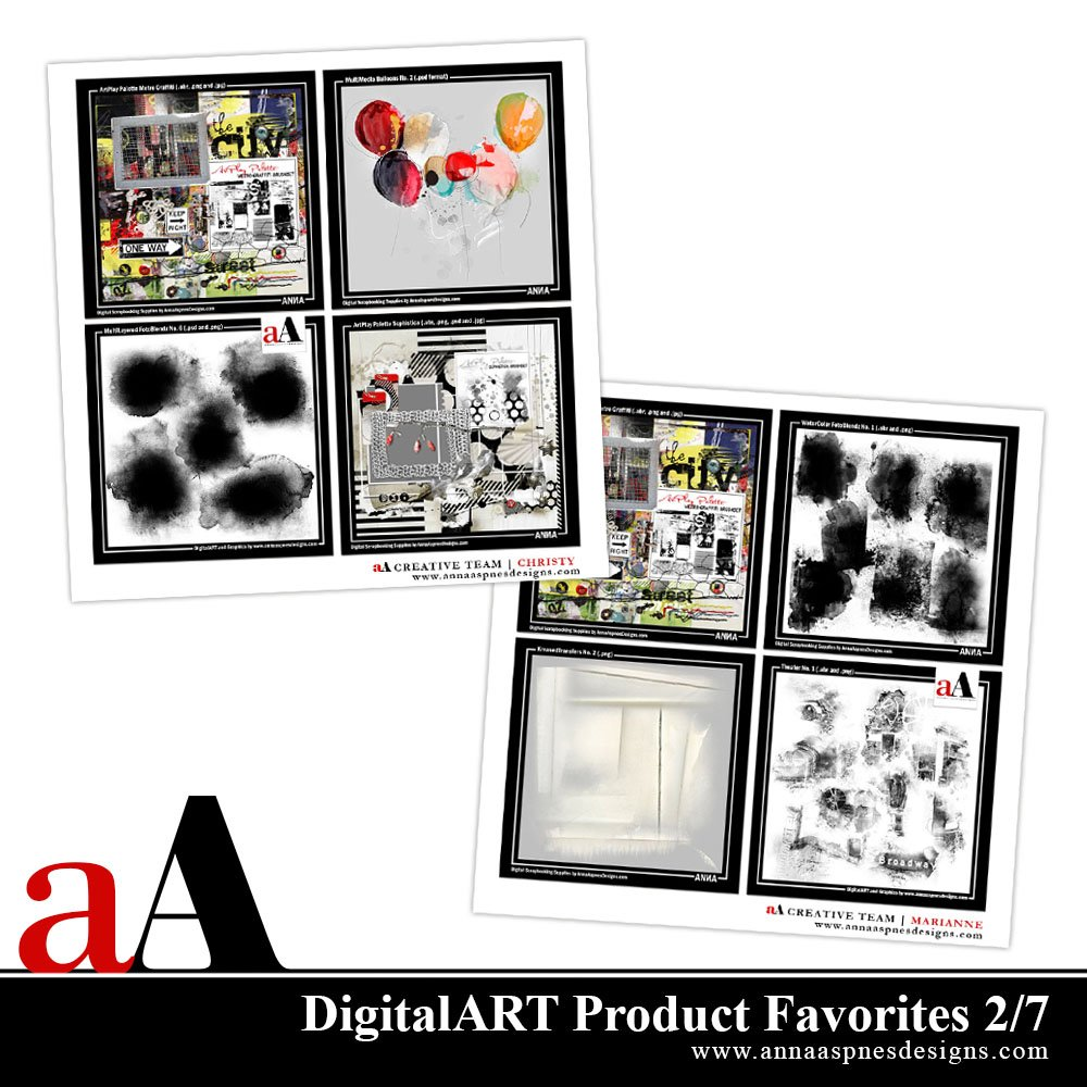 aA DigitalART Favorites 2/7