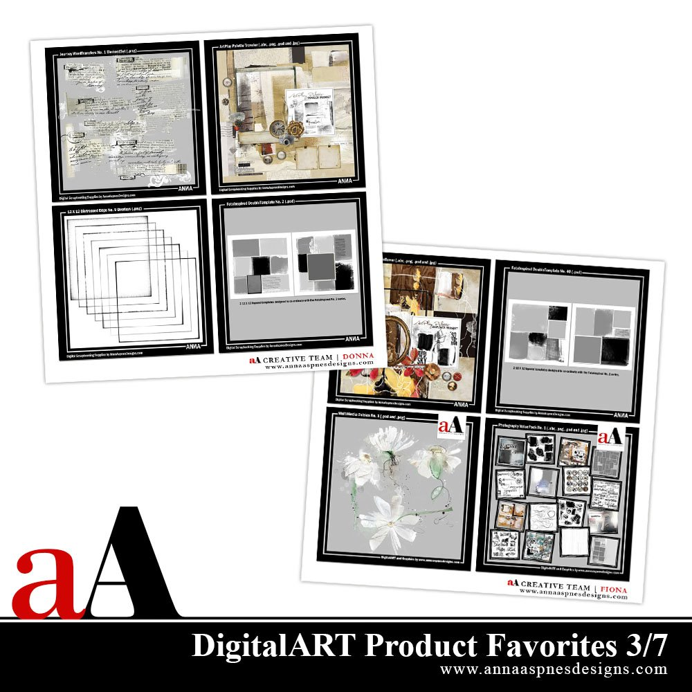 aA DigitalART Favorites 3/7