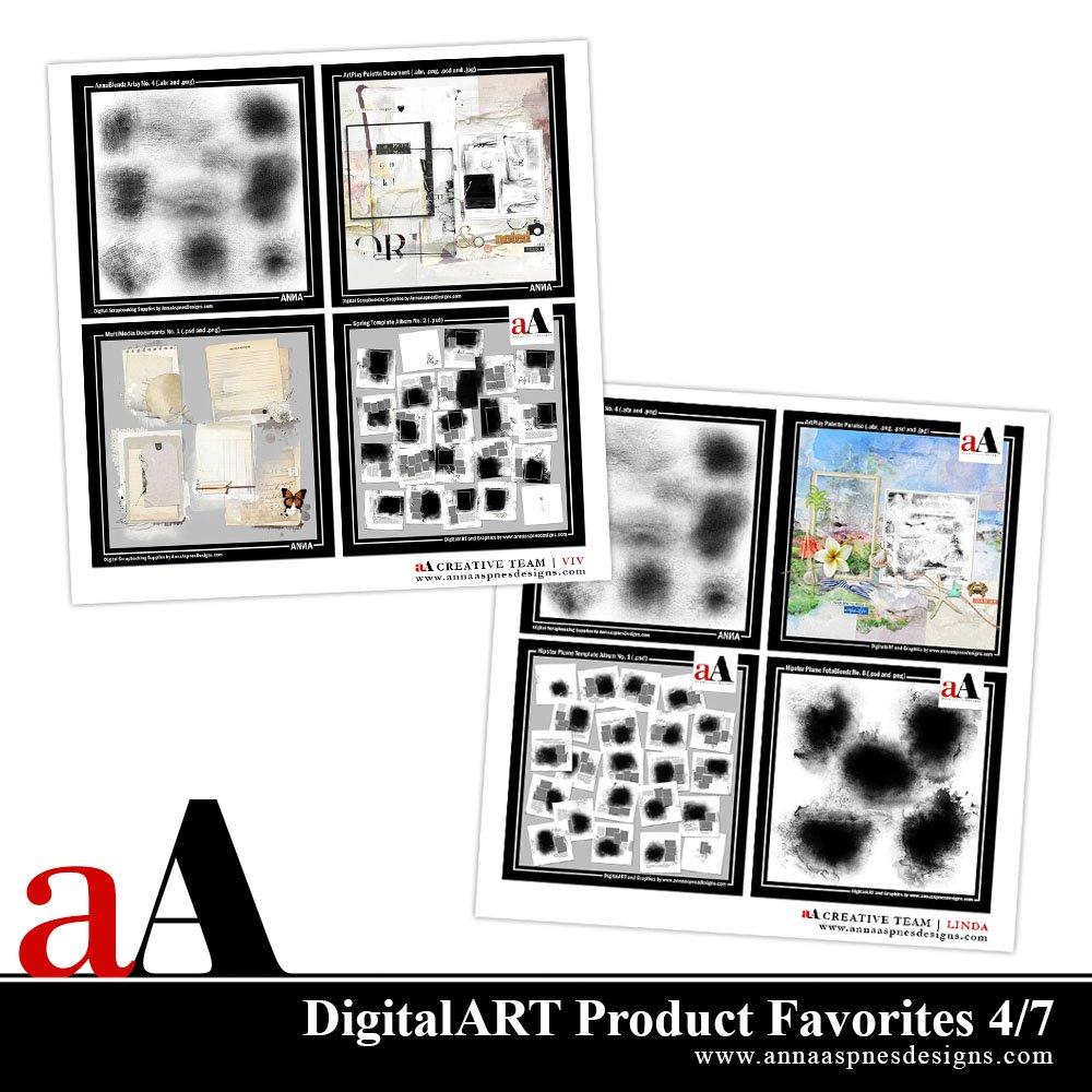 aA DigitalART Favorites 4/7