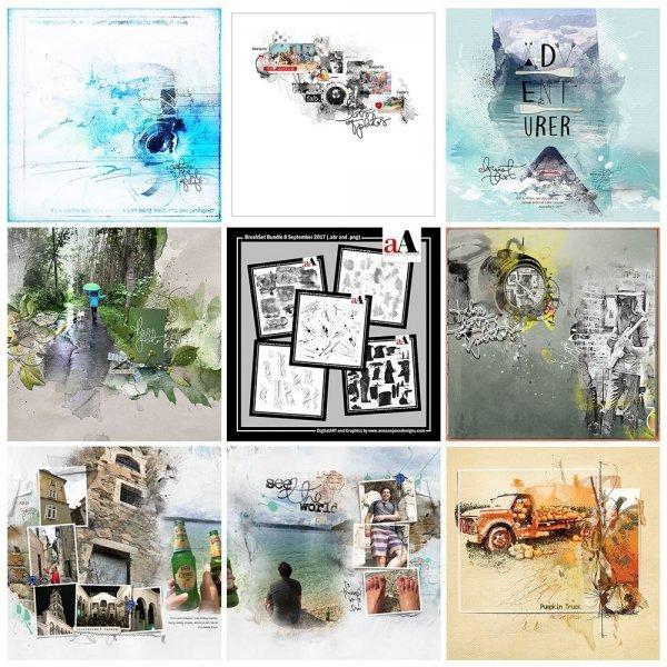Digital Designs Inspiration 09-11