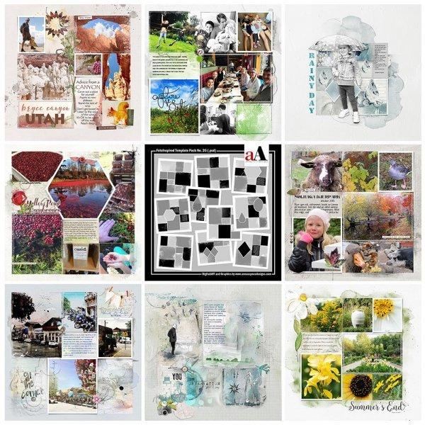 Digital Designs Inspiration 09-25