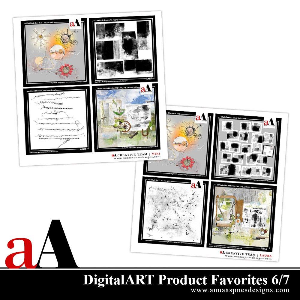 aA DigitalART Favorites 6/7