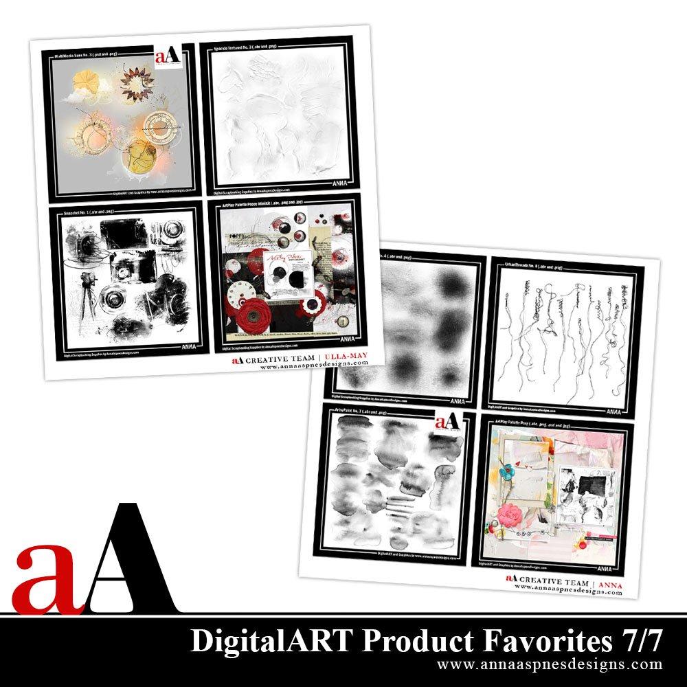 aA DigitalART Favorites 7/7