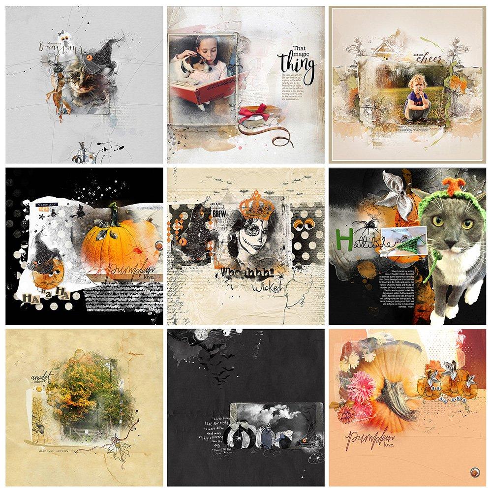 Digital Designs Inspiration 10-30