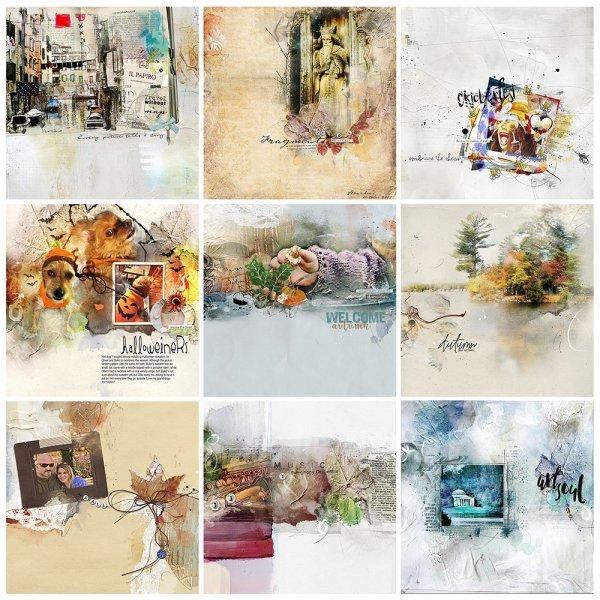 Digital Designs Inspiration 10-16