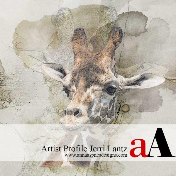 Artist Profile Jerri Lantz