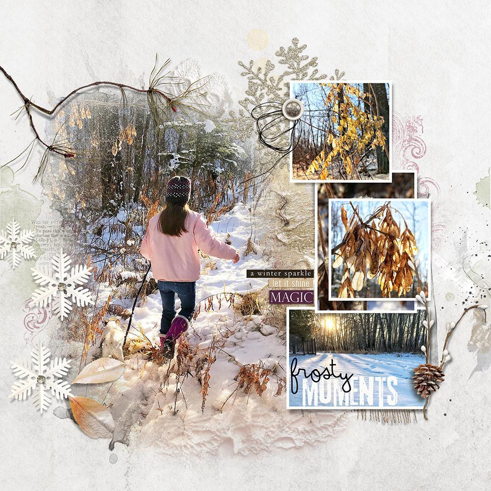Digital Designs Inspiration Project Template Album