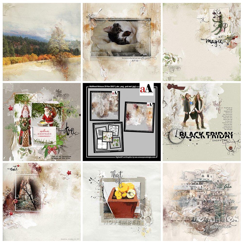 Digital Designs Inspiration 12-04