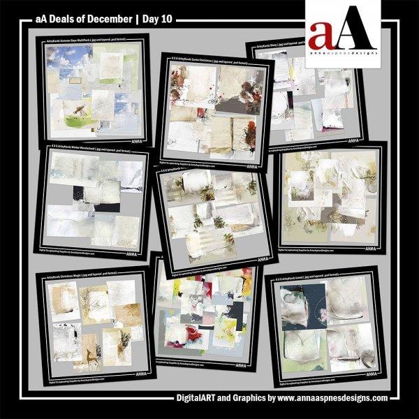 aA Deals of December 2017 Day 10