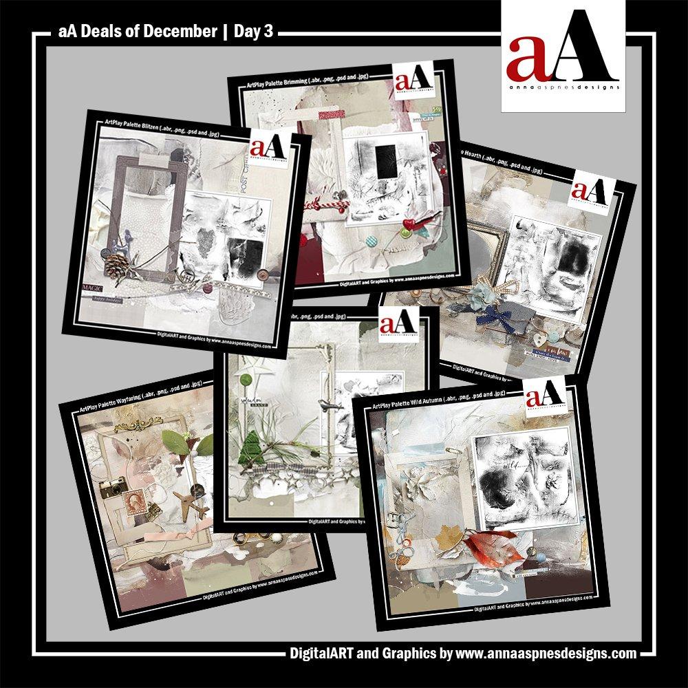 aA Deals of December 2017 Day 3