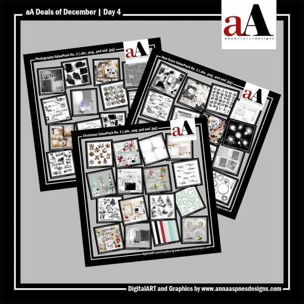 aA Deals of December 2017 Day 4